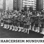 """Zespół Pieśni i Tańca """"Tysiąclatki"""" w 1973 r."""