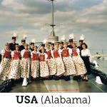 USA (Alabama), 1993 r.